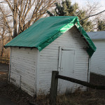 Tarps Up and piece of local history